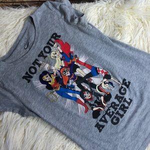 DC Superhero's Girls T-Shirt